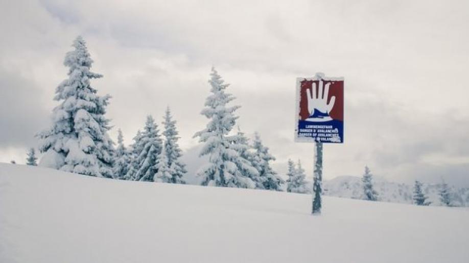Из-за снегопадов вАльпах застряли 10 тысяч туристов