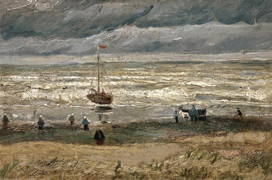 ВИталии найдены два украденных в2002 году полотна Ван Гога