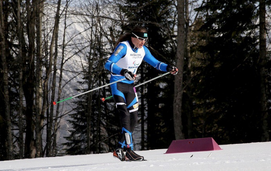 Русская биатлонистка Анна Миленина завоевала золото наПаралимпийских играх
