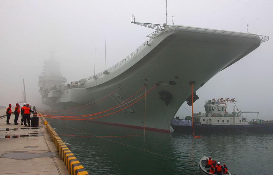 Китай завершил строительство корпуса своего второго авианосца, спроектированного иизготовленного собственными силами