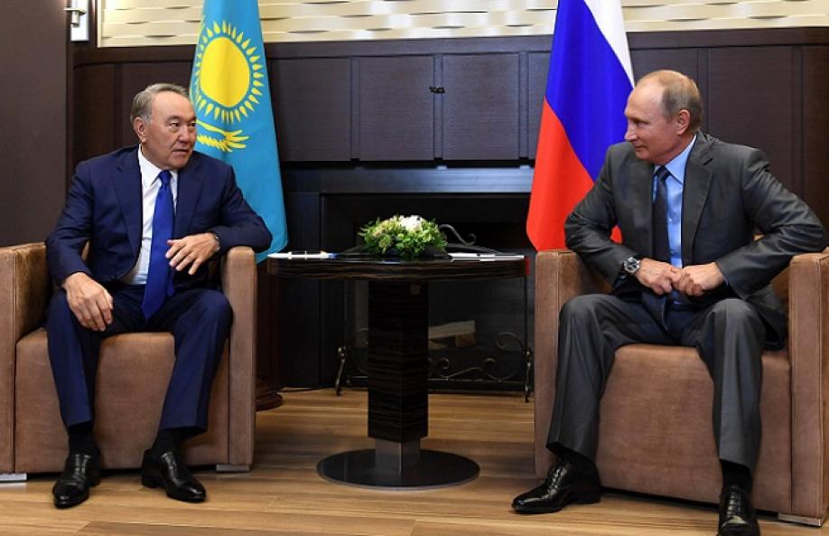 Назарбаев: Казахстан будет самым надежным иблизким партнером РФ