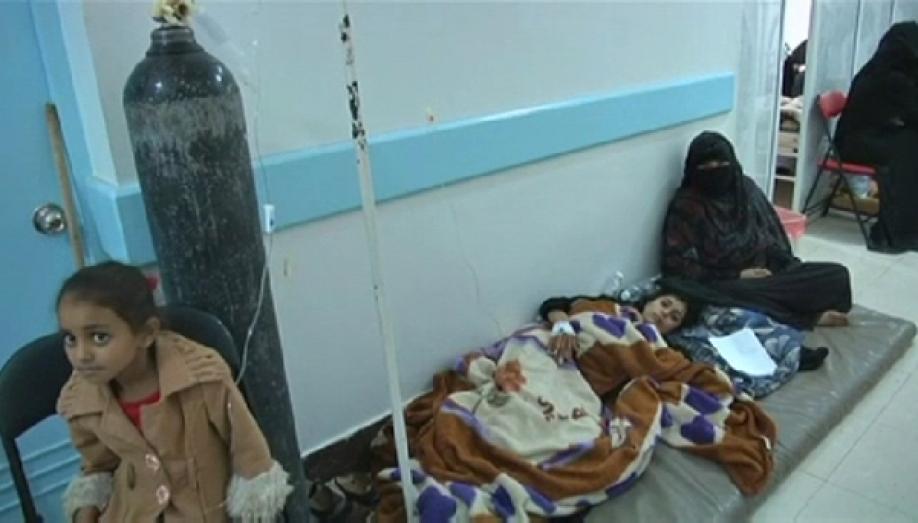 ООН: втретем летнем месяце 300 тысяч граждан Йемена могут заразиться холерой