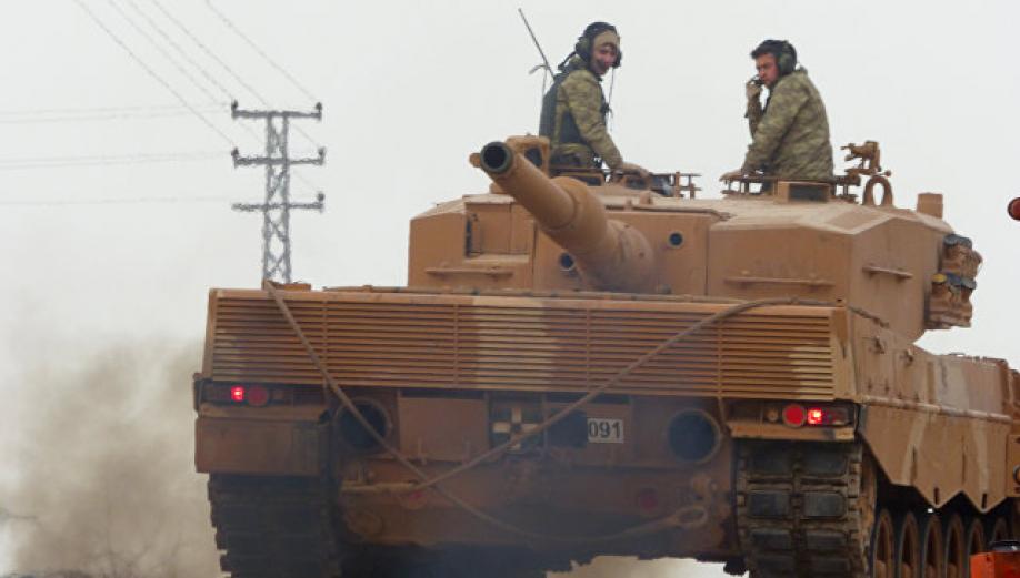 Около 500 террористов ликвидированы в сирийском Африне