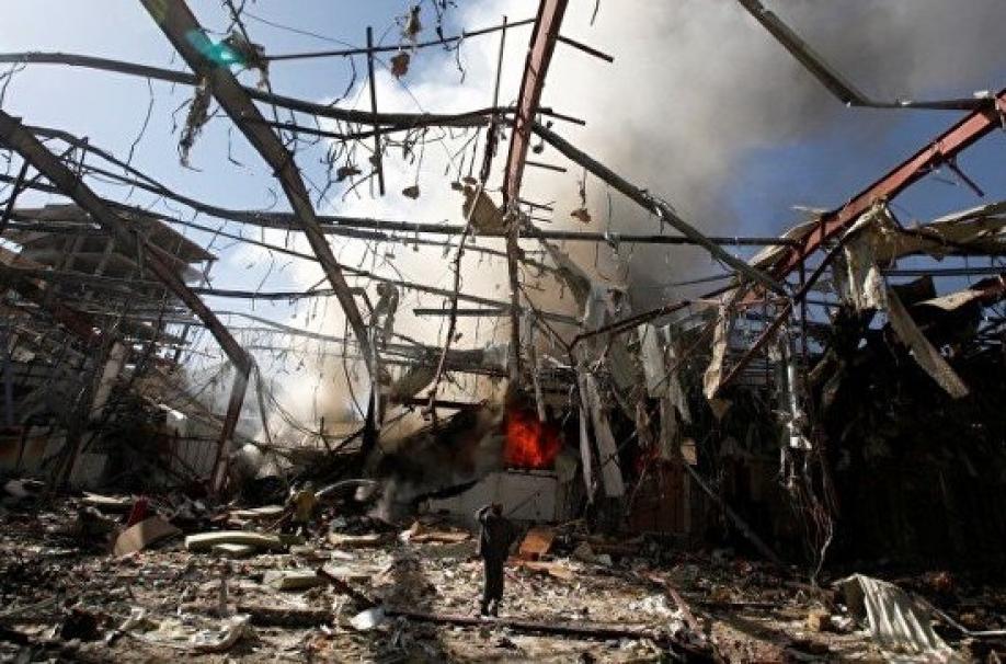 Йемен: 30 погибших при авиаударе саудовской коалиции потюрьме