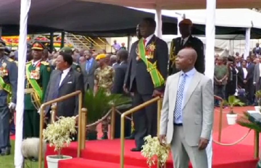 Путч вЗимбабве признали легитимным