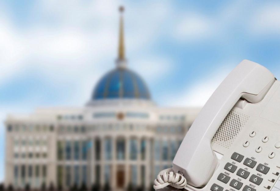 Назарбаев поддержал идею проведения вАстане переговоров между сторонами конфликта вСирии