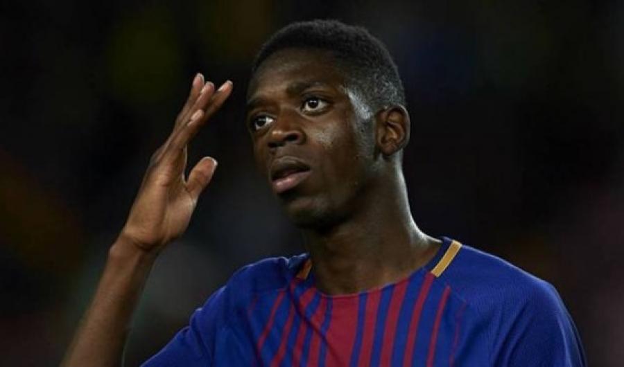 Барселона хочет отправить Дембеле варенду