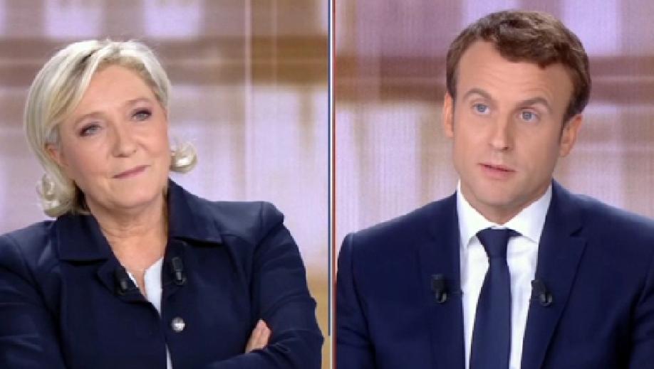 Обама поддержал Макрона навыборах президента Франции