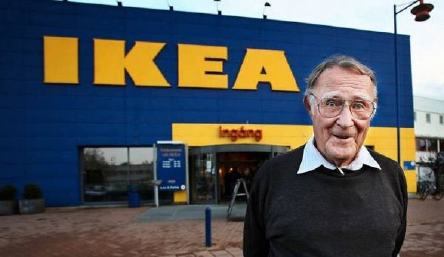 Экономика сегодня: ВШвеции скончался основатель компании IKEA