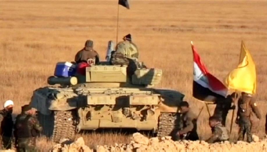 Ирак начал операцию поосвобождению последних территорий под контролем ИГИЛ