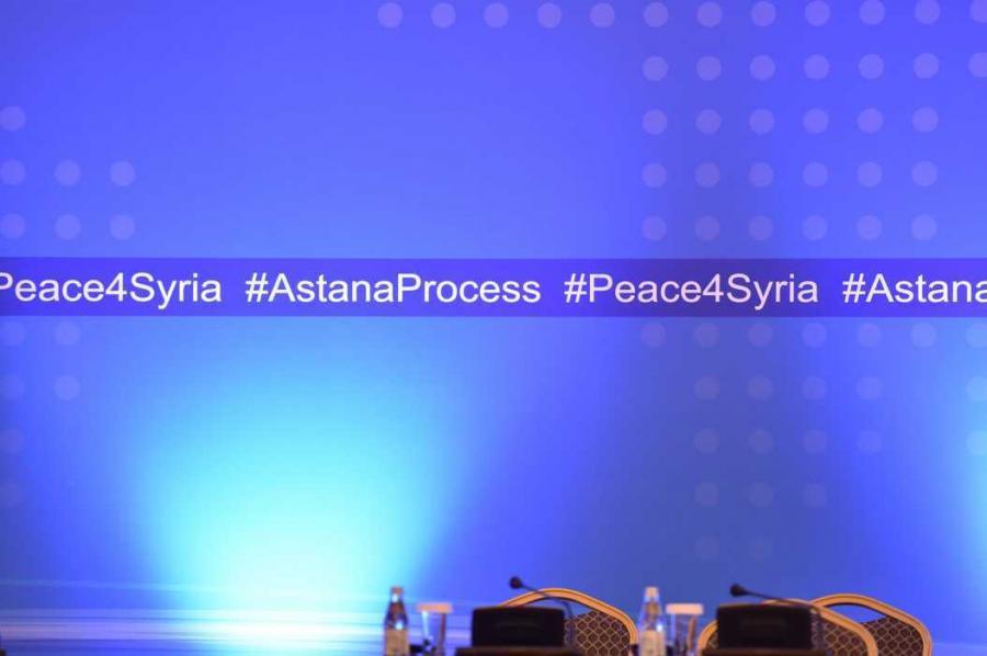 Очередной раунд переговоров поСирии пройдёт вАстане 15