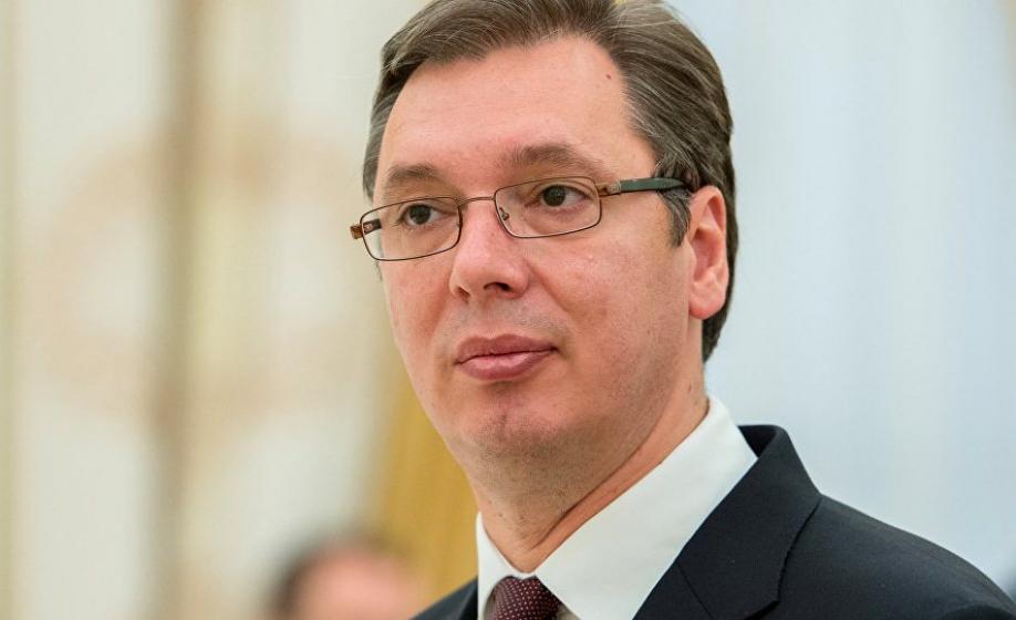 Вучич исключил возможность вступления Сербии вНАТО