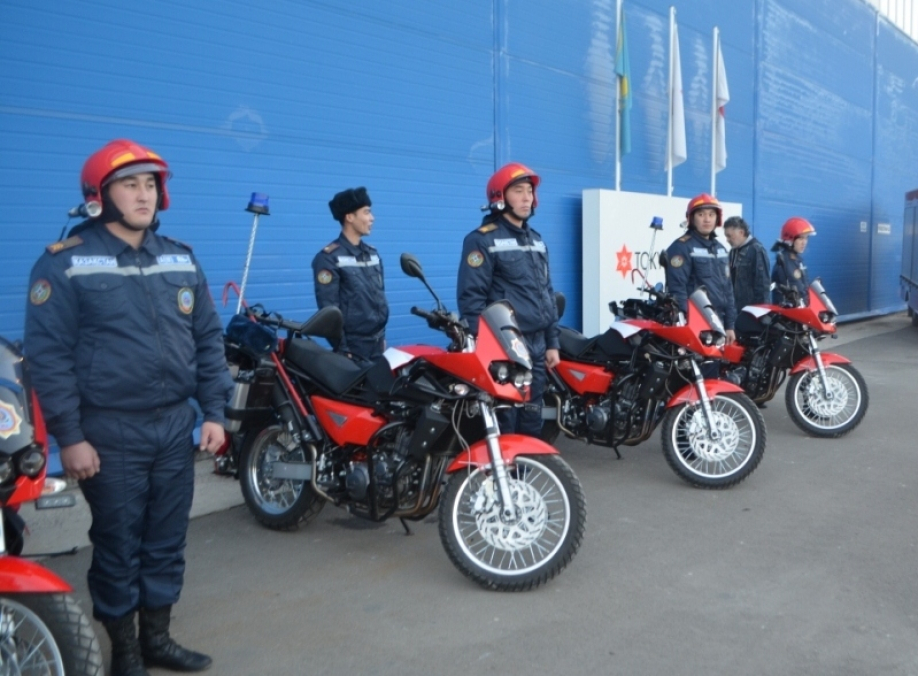 Люди выпрыгивали изокон впроцессе пожара в«Алматы Тауэрс»— свидетели