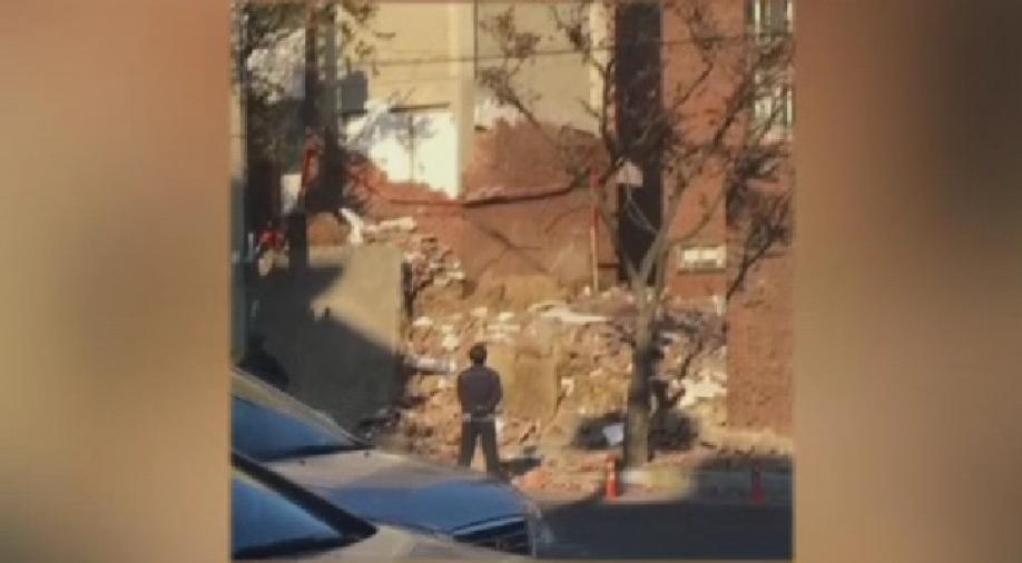 ВЮжной Корее случилось землетрясение силой 5,5 баллов
