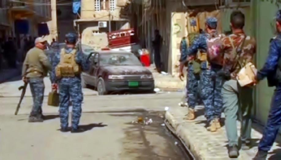 Иракская армия очистила отИГИЛ очередной  квартал Мосула