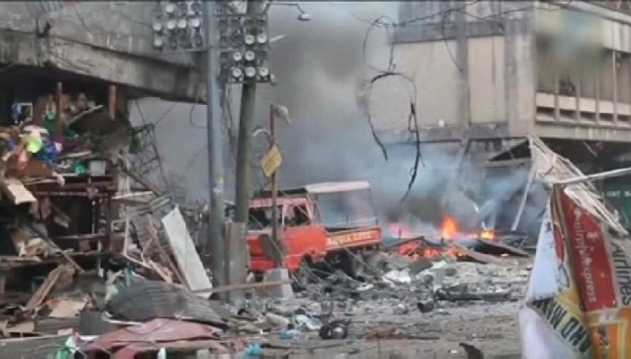 Взахваченном наФилиппинах городе убиты сотни мирных жителей — свидетели