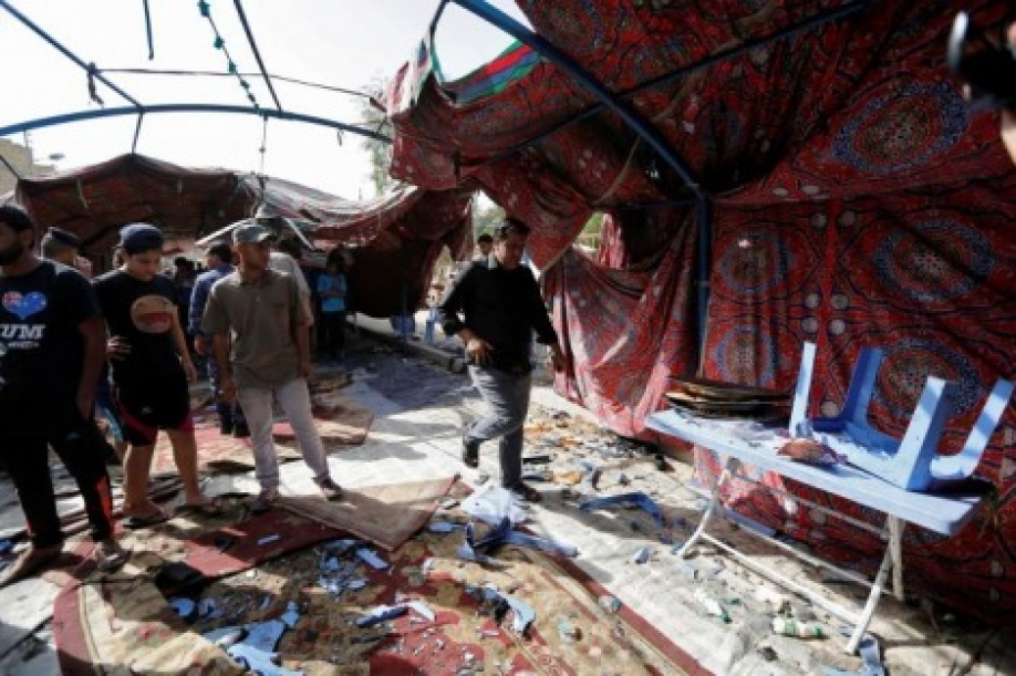 Число погибших серии терактов вБагдаде выросло до 55
