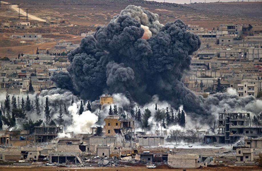 Турция начала разворачивать силы военной милиции всирийском Идлибе