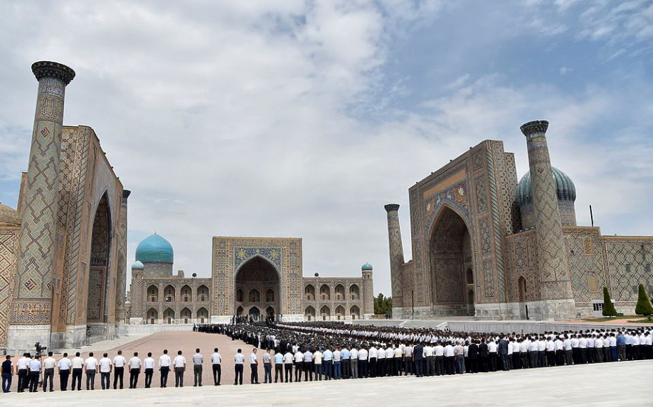 Пан ГиМун выразил сожаления народу Узбекистана
