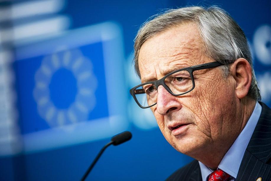 ЕСпредоставит Украине безвизовый режим напротяжении нескольких недель— Юнкер