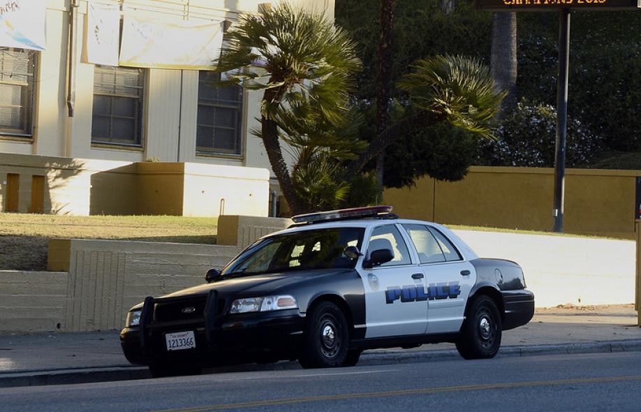 В итоге стрельбы вКалифорнии, двое полицейских погибли, еще один ранен