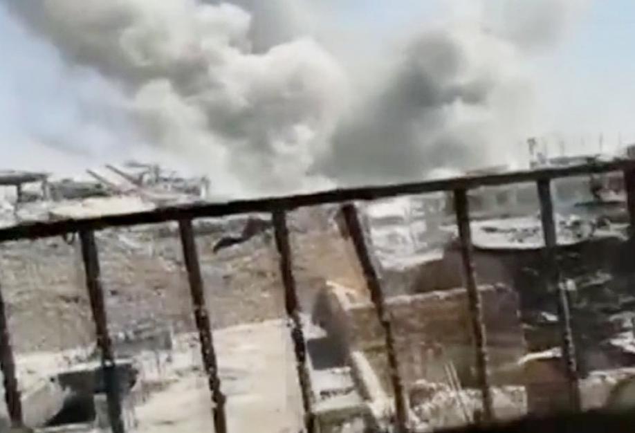 Исламские боевики изгруппировки контролируют наименее 1% исторической части Мосула— Генерал армии Ирака