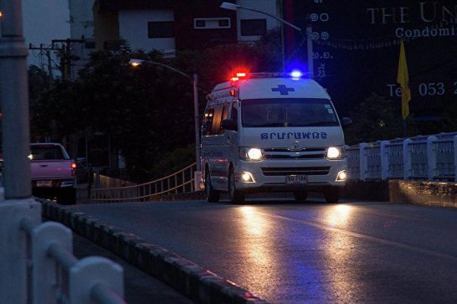 Автобус стуристами перевернулся вТаиланде, пострадали 15 человек