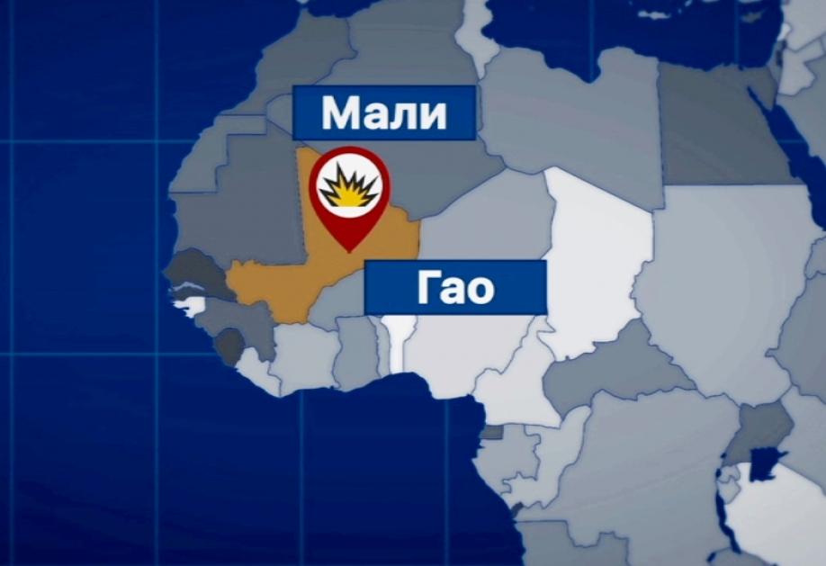 Террорист-смертник напал на военный лагерь в Мали