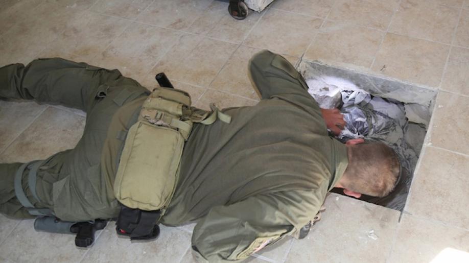 Милиция Мексики нашла подземные тоннели для переправы наркотиков вКалифорнию
