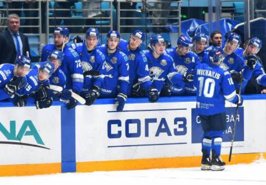 «Амур» приблизился кзоне плей-офф на«Востоке»— КХЛ