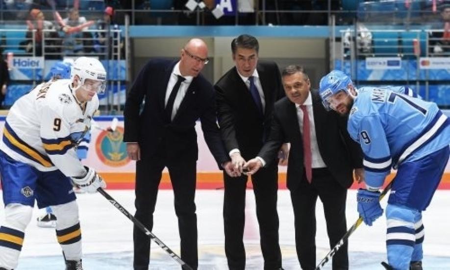 Команда дивизиона Харламова выиграла «Мастер-шоу» врамках Матча звезд КХЛ