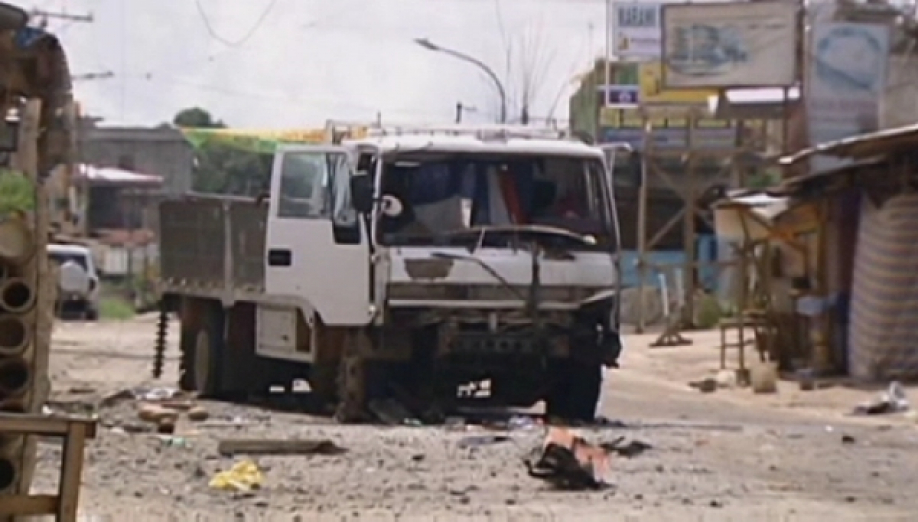 Филиппинская армия начала зачистку улиц схваченного ИГгорода