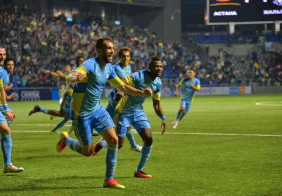 «Селтик» забил «Астане» 5 голов вквалификации ЛЧ, «Севилья» победила «Истанбул»