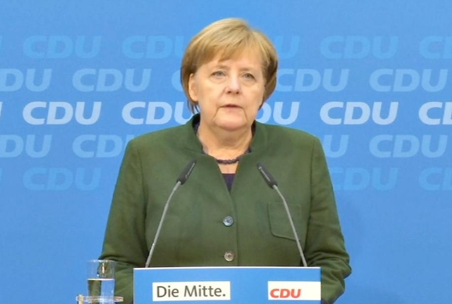 Вблоке Меркель поведали, когда начнутся новые переговоры покоалиции