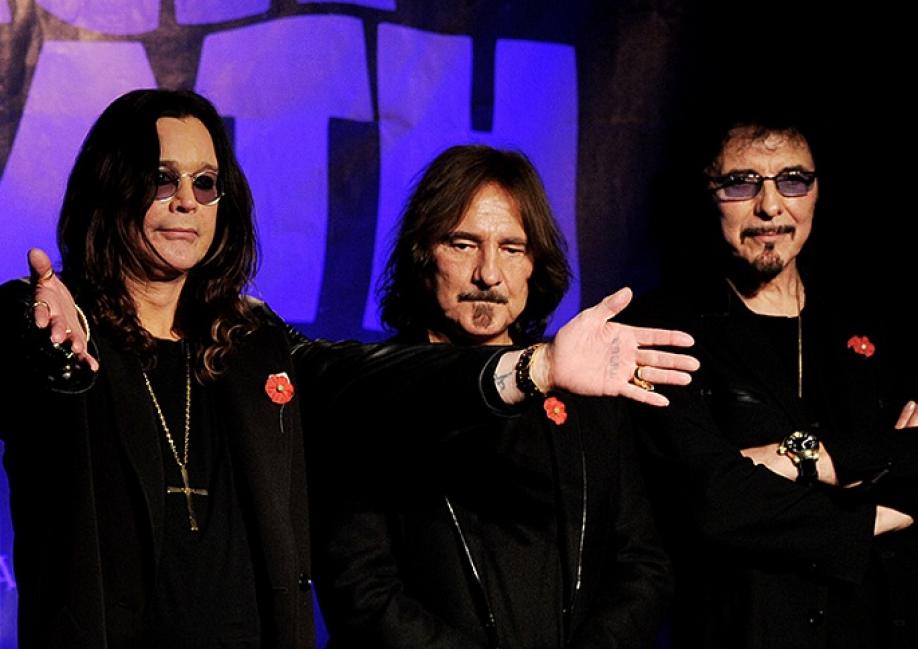 Легендарная группа Black Sabbath объявила озавершении концертной деятельности