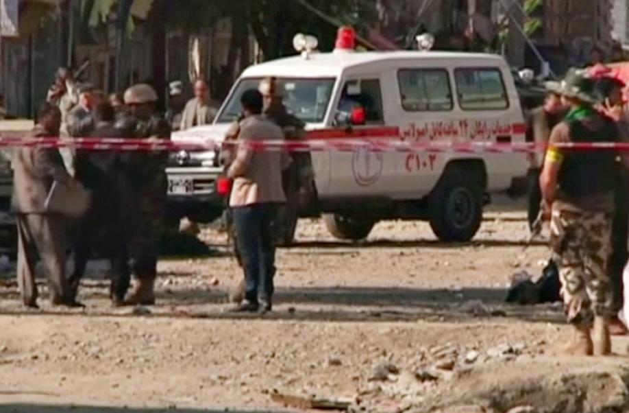 ВАфганистане талибы атаковали несколько КПП: 19 полицейских погибли
