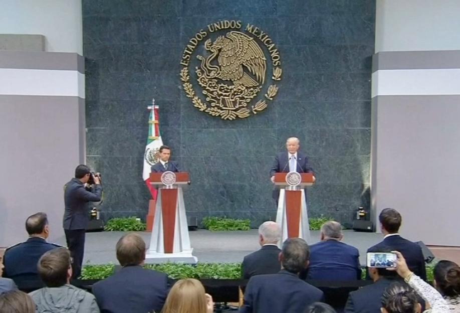 Посол Израиля вызван «наковер» вМИД Мексики