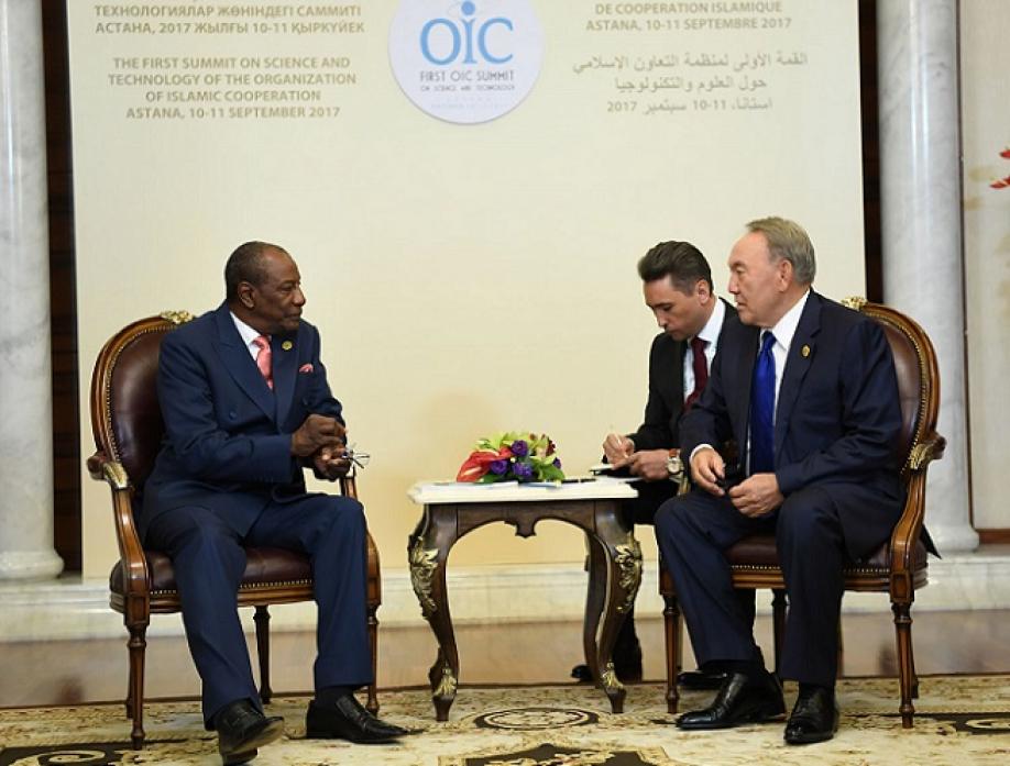 Назарбаев: исламским странам необходимо объединиться в подобную G20 группу