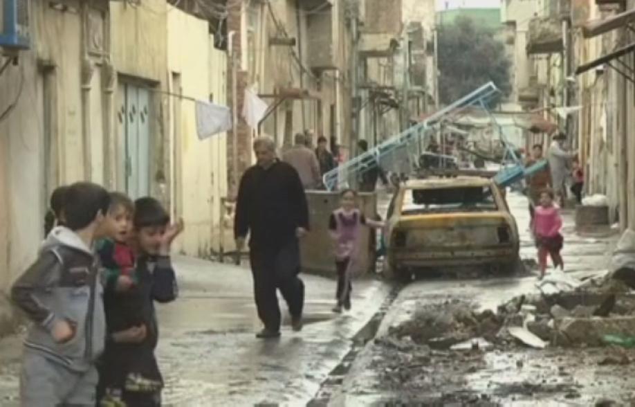 ВОрганизации Объединенных Наций (ООН) опасаются, что несправятся спотоком беженцев изиракского Мосула