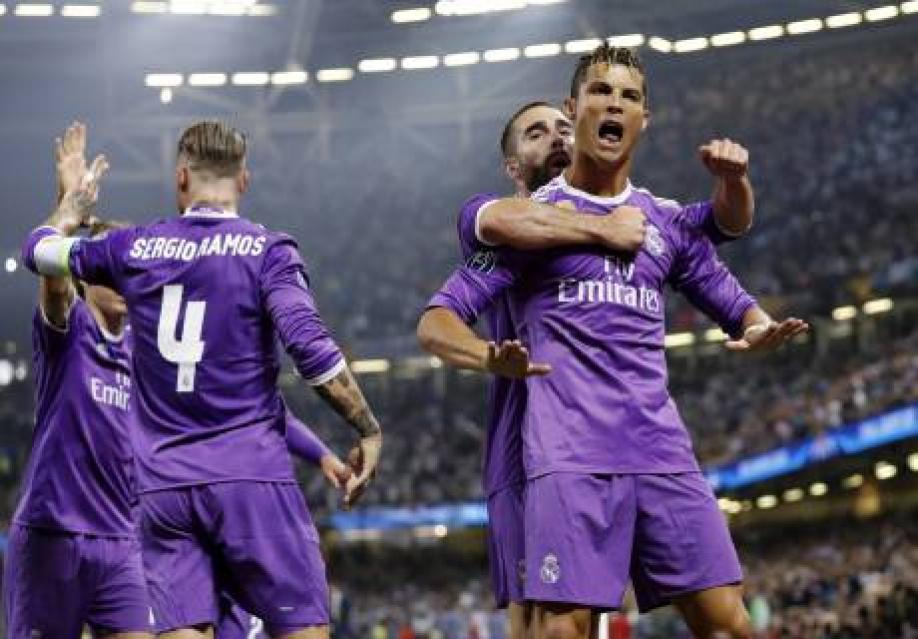 Реал разгромил Ювентус в финале и стал победителем Лиги чемпионов
