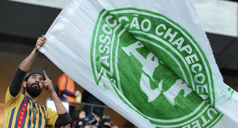 Бразильский клуб «Шапекоэнсе» сыграет 1-ый матч после авиакатастрофы