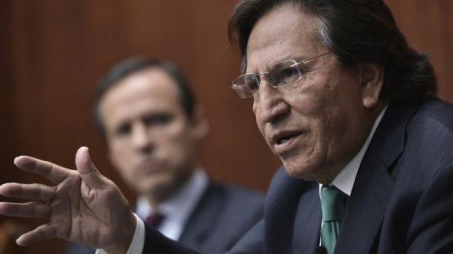 Перу просит Трампа экстрадировать экс-президента страны Толедо