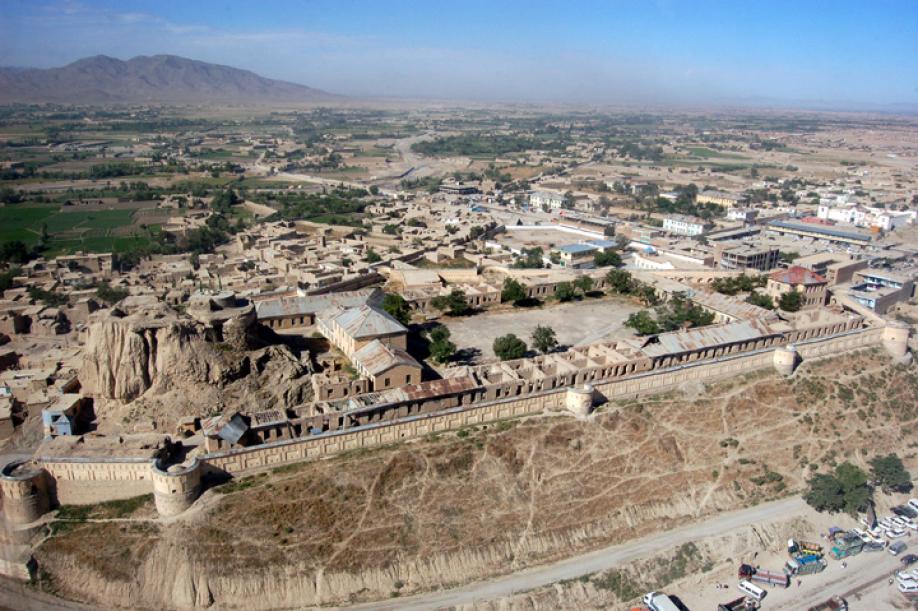 При нападении набанк вАфганистане погибли три человека
