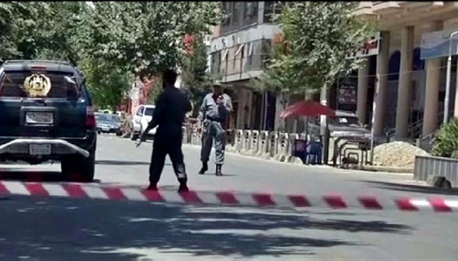 Нападению смертников вафганской столице подверглось посольство Ирака