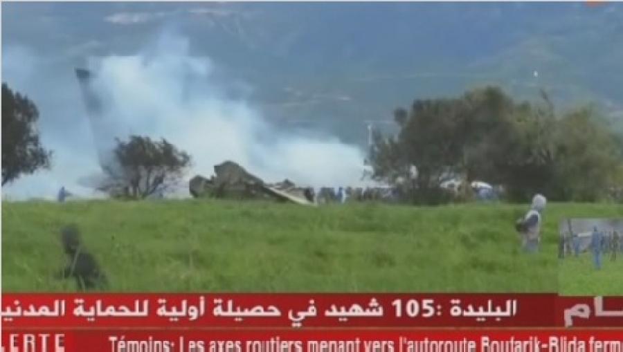 Военный самолет упал вСербии— минобороны страны