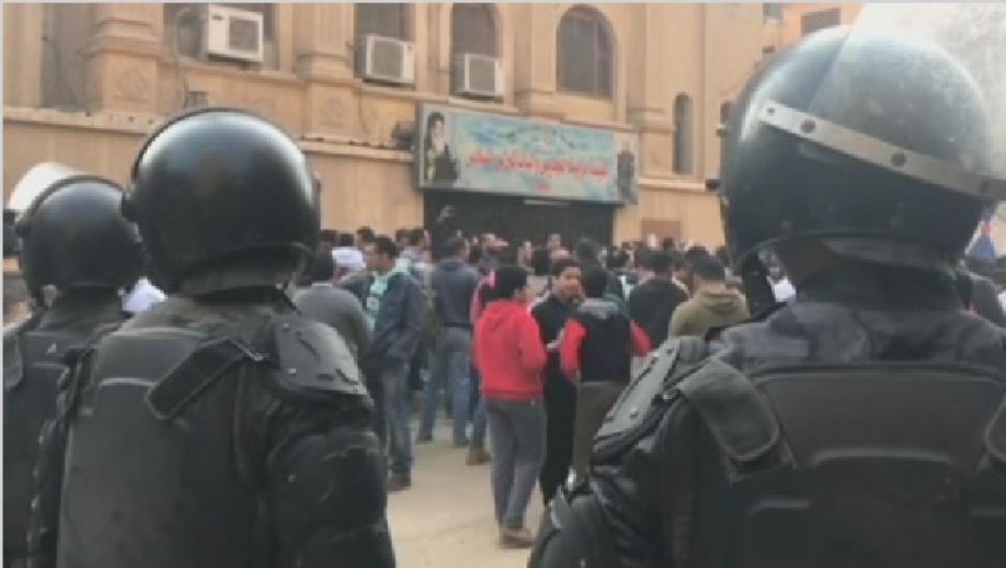 ВЕгипте неизвестные обстреляли христианскую церковь: минимум 10 погибших