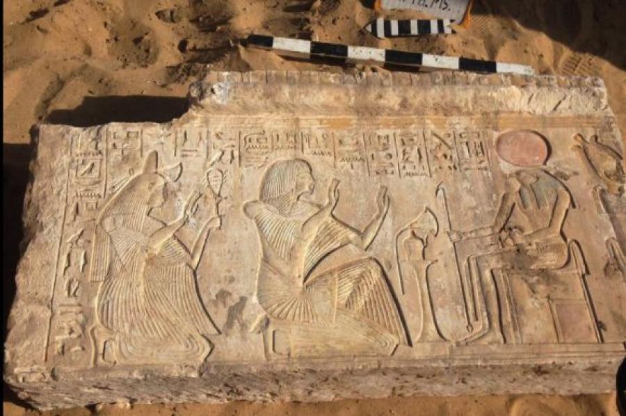 Археологи отыскали вЕгипте гробницу «генералиссимуса» времен РамзесаII