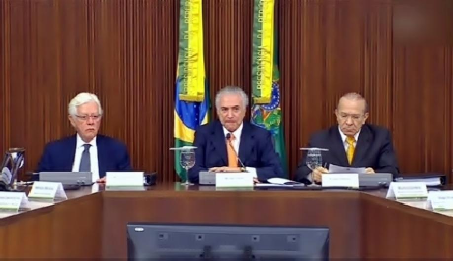 Президент Бразилии объявил оприватизации неменее 20 объектов инфраструктуры