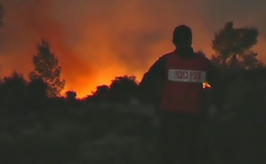 Испания направила вИзраиль 4 самолета-амфибии для тушения пожаров
