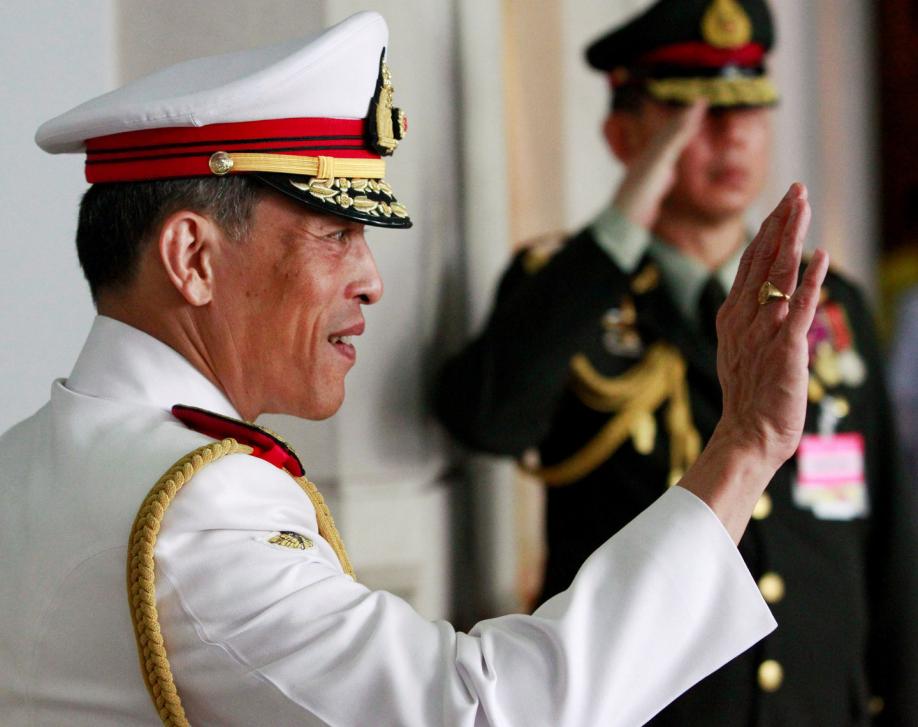 Монарх Таиланда подписал свой 1-ый указ опомиловании осужденных